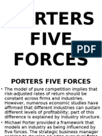Porters Five Forces