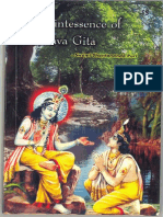 22837537 a Quintessence of Uddhava Gita PDF
