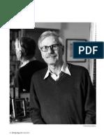 Ecosocialismo y Anticapitalismo. Entrevista a Michael Löwy