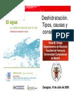 Deshidratación Tipos Causas y Consecuencias_Rosa María Ortega