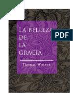 La Belleza de La Gracia - Thomas Watson