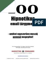 100.Legjobb.email.targymezo