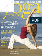 Yoga Journal (USA) - March 2013 (Gnv64)
