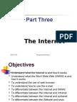 Part Three the Internet[1]