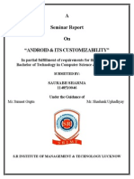 saurabh android report.doc