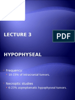 Copy of Lecture 3, Hypophyseal Tumoral Pathology