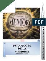 Psicologia de La Memoria - Cuestionarios Por Temas
