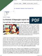 La Parlesia_ Il Linguaggio Segreto Dei Musicisti - 24-04-2013