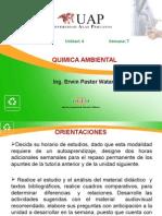 Quimica Ambiental - Semana 7