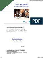 Free Microsoft Project Tutorial - Critical Path (2)