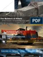 Portland Cement, Calcium and Magnesium Compounds