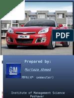 GM(Generl Motor) ppt