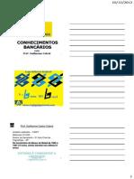Aula 3 Autorregulação Bancária - 20.12.2o12