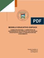Modelo Educativo ESPOCH 2014