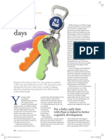 Father's Days - Fit Pregnancy magazine (Dec/Jan 15)