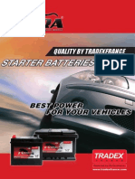 Batteries Tygra Catalogue