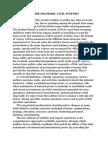 Planning, Mechanisms, Civil Support