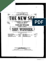 Strauss Johann New Vienna Waltzes 8090