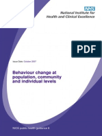 UK02_attitude and Behaviour Change at Population and Community Levels (2007)