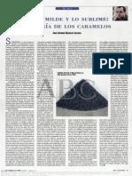 Artículo Juan Antonio González Iglesias