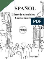 Espaniol Libro de ejercicios Curso basico.pdf