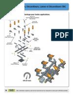 >SAS< Automation Ebavureurs, Décarotteurs, Lames et Décarotteurs CNC