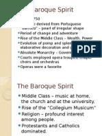 Baroque Powerpoint