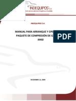 Manual Arranque Equipos Compresion Gas