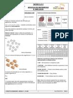 Módulo 1 - Matemática 8 Ano Projeto