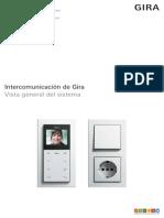Catalogo Intercomunicacion GIRA.