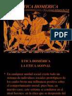 Etica Homérica II