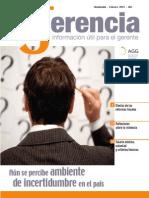 Revista Gerencia Febrero 2013