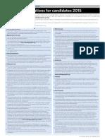 Summary Regulations (1)