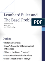 Emmell, Amber_Euler & the Basel Problem