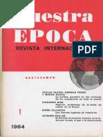 Revista Internacional - Nuestra Epoca N°1 - enero 1964
