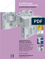 Die Casting design and spec guide