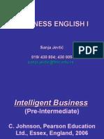Business English i