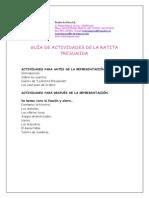 Material Didactico de La Ratita Presumida