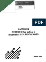 Master CEDEX-Estabilidad de Taludes en Suelos