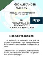 Modelos pedagógicos fleministas