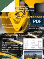 Maquinas Compactadoras