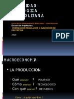 Macroeconomia y m de k, Micro, Fnf, Mking Utem 2014
