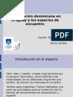 Presentación Sistemas Socioculturales en Montevideo
