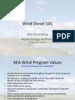 Wind Diesel 101