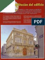 Reabilitación Del Palacio Bankinter de Valencia 2