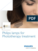 Philips Phototherapy Lamps Catalogue