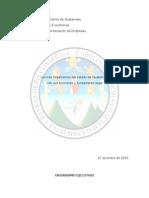 Los tres Organismos del estado de Guatemala Con sus funciones y fundamento legal
