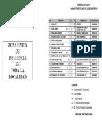 Tríptico Escolarización Alcazar 2015-2016