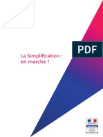 La simplification - En marche