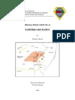 Special Publication No. 23 - Earthquake Basics